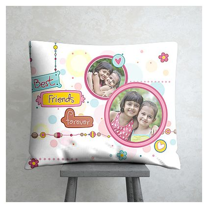 Personalized Satin Pillow