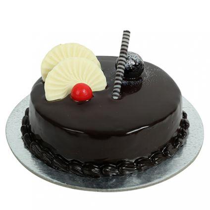 1/2 kg Exotic chocolate cake