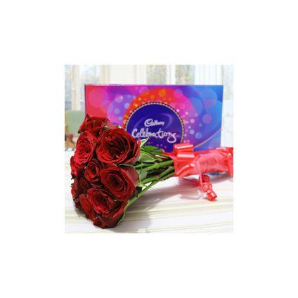 Red Roses N Chocolate