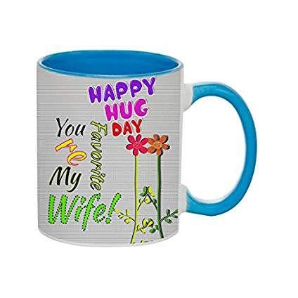 Hug Day Mug