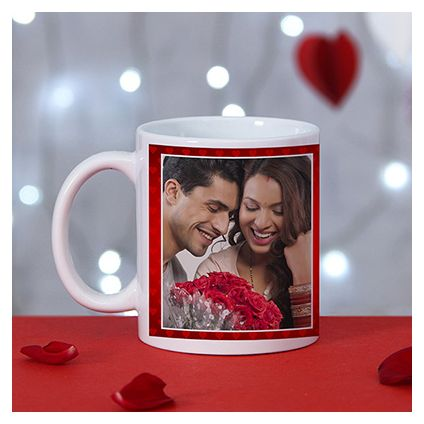 Personalize romantic mug