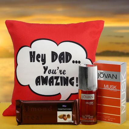 Amazing combo for Dad