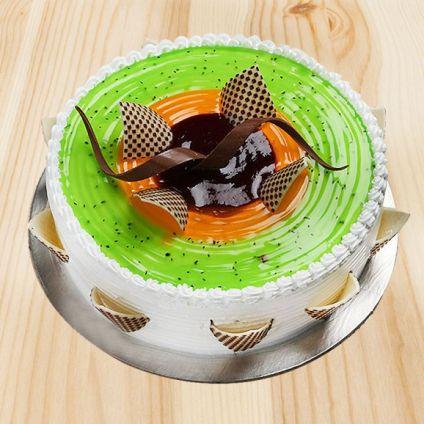 Kiwi Fruits Cake