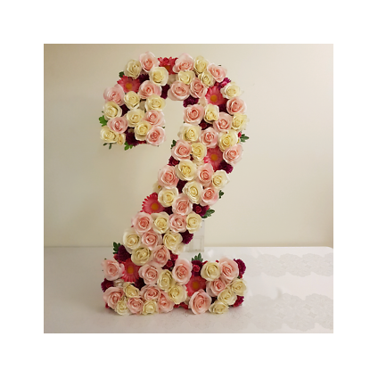 Personalized Flowers Arrangements