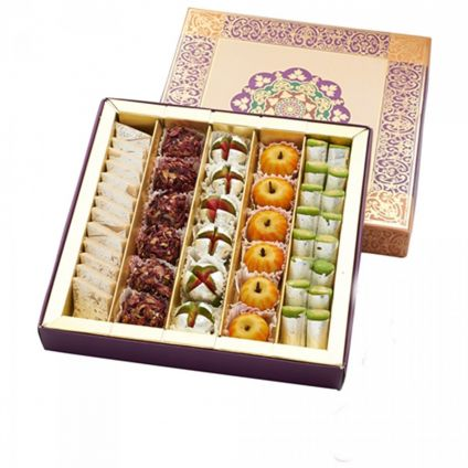 Box of Kaju Mixed Sweets