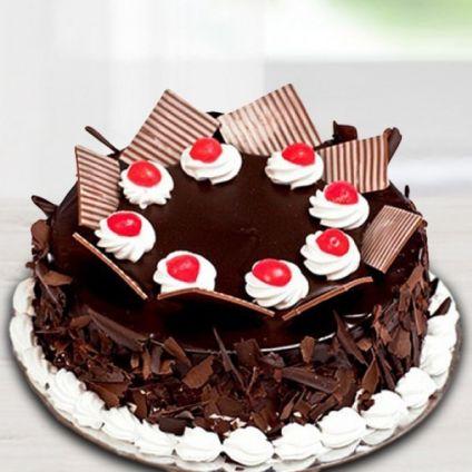 Royal Black Forest Cake