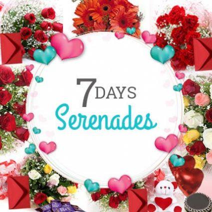 7 Days full of Love