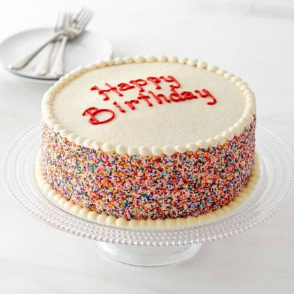 Birthday Delicious Cake