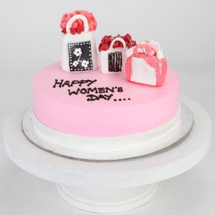 Women's Day Chocolate Cake 1kg