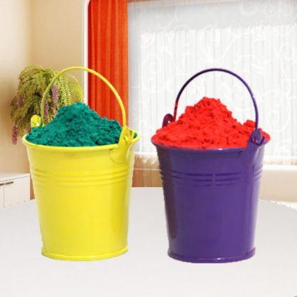 Bucket Of Colors