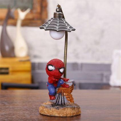 Spiderman Wall Lamp