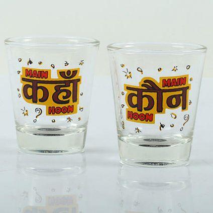 Funny Shot Glasses