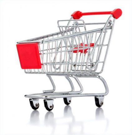 Mini Shopping Cart Trolley