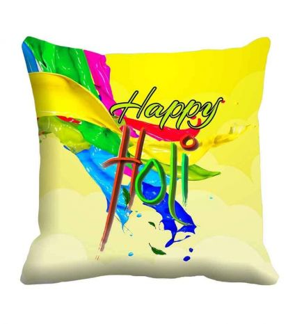 Holi Special Cushion