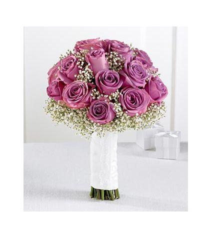 24 beautiful lavender roses