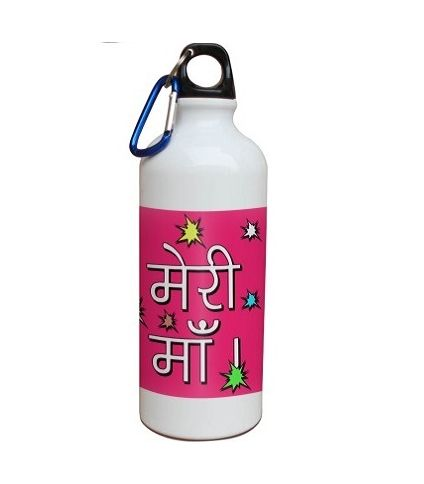 Mere Maa Gifts For Mother's Day 600 Ml Water Bottle