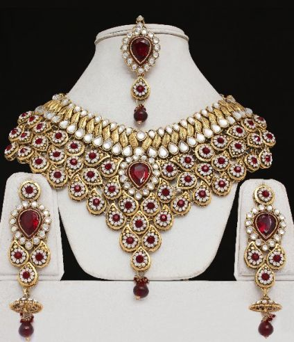 Bridal jewellary sets