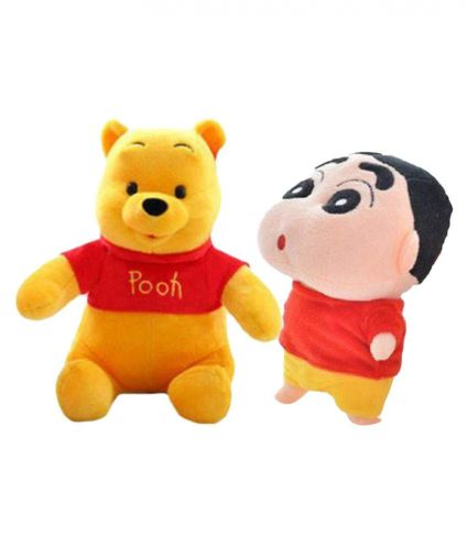 Shinchan and Pooh