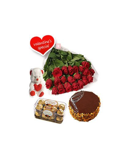 Best valentine day gift hamper
