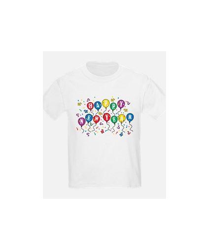 Happy New Year Kids T-Shirt