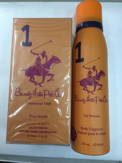 Beverly Hills Polo Club Perfume