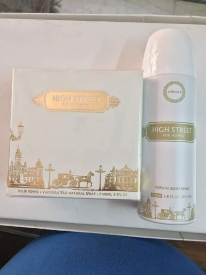 High Street Perfumed Deo