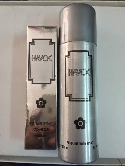 Havoc Perfume Body Spray