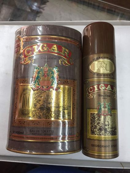 Cigar Perfume and Deo