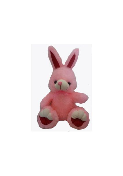 Small Pink Rabbit Soft Toy (18 inch)