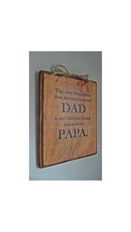 Custom message wooden Plaque